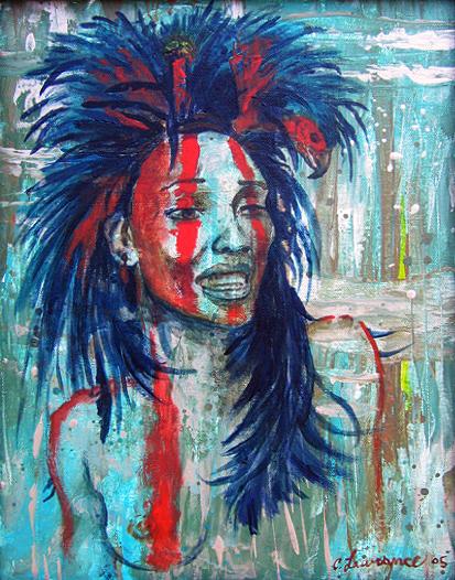 acrylic on canvas 11